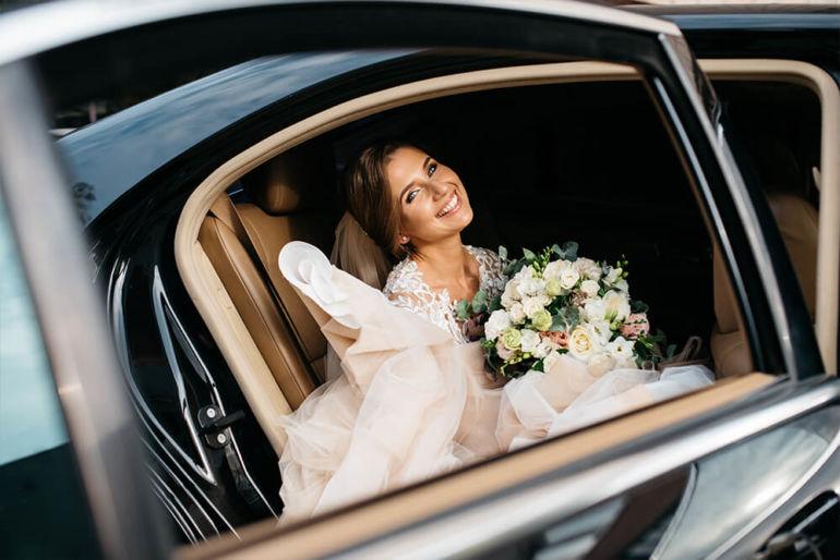 Hochzeitsshuttle